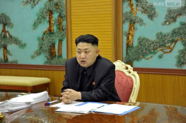 Kim Jong-un menace à nouveau la Corée du Sud