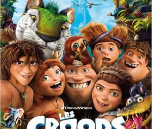 Les Croods sort au cinéma le 10 avril