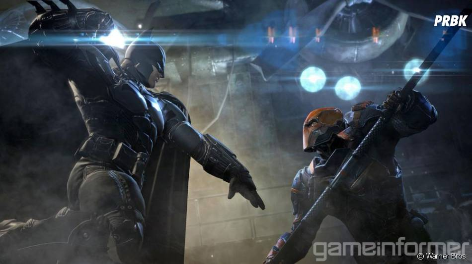 Batman Arkham Origins promet de belles séquences d'action