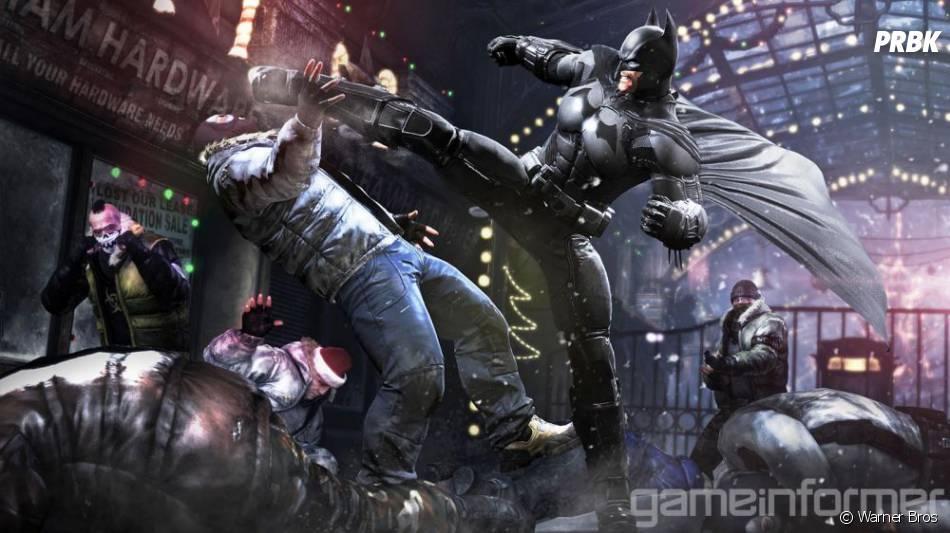 Batman Arkham Origins, les nouvelles aventures de Batman sur consoles et PC