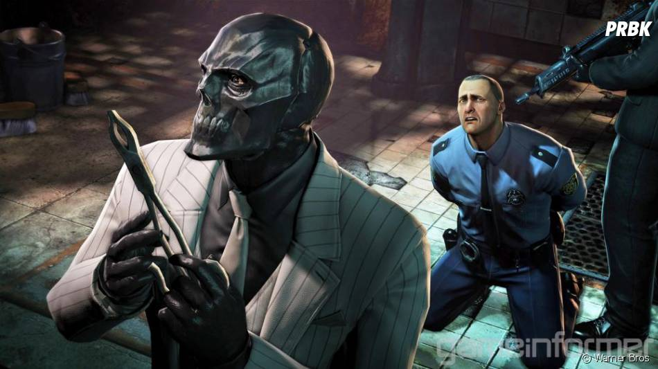 Batman Arkham Origins mettra en scène Black Mask