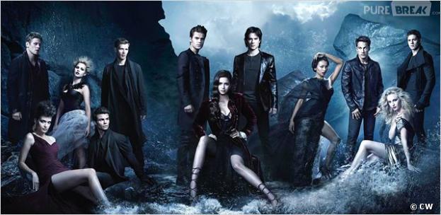 Silas va dévoiler son visage dans The Vampire Diaries
