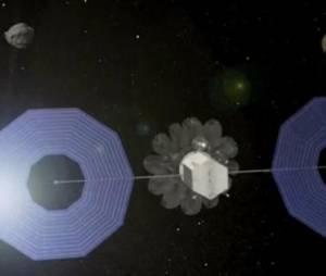 Voilà comment faire pour capturer un astéroïde