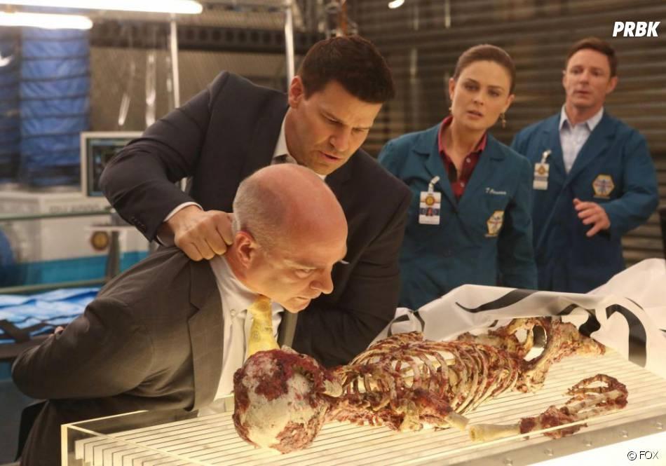 L'équipe du Jeffersonian face à un nouveau cas mortel dans Bones
