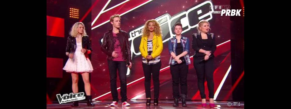 Loïs et Shadoh ont été qualifiés dans The Voice 2 pour la suite de la compétition.