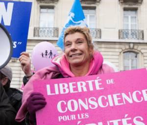 "Frigide Barjot inquiète son ""beauf"" Karl Zéro"