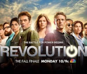 Revolution saison 1 continue tous les lundis aux Etats-Unis