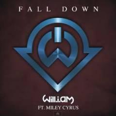 Miley Cyrus et Will.i.am : Fall Down, un duo punchy et estival