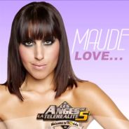 Maude (Les Anges 5) : Love Is What You Make Of It, 1er des ventes sur iTunes, merci Twitter !
