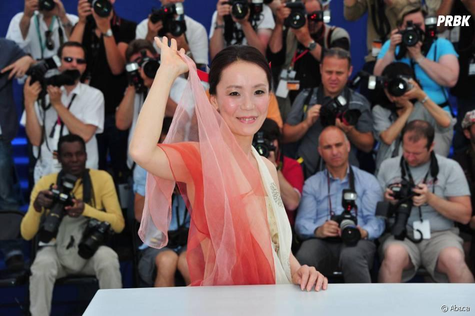 Naomi Kawase de retour sur la Croisette pour le Festival de Cannes 2013