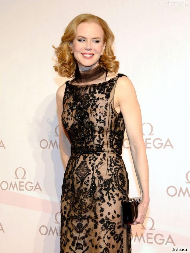 Nicole Kidman officiellement dans le jury du Festival de Cannes 2013