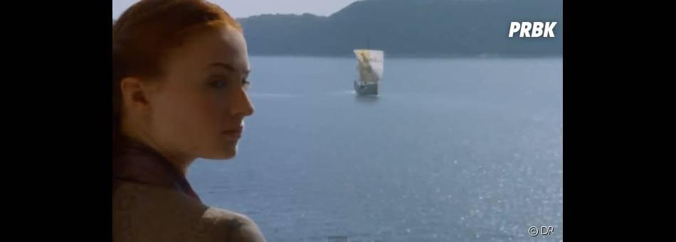 Sansa pourrait souffrir dans Game of Thrones
