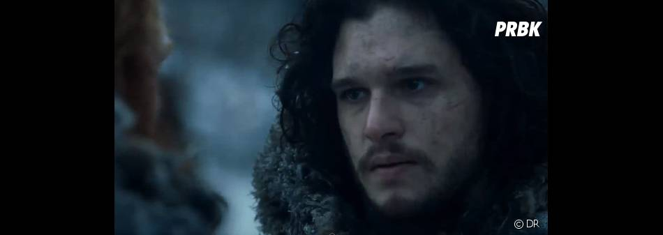 Jon Snow va se battre dans Game of Thrones