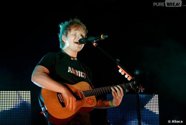Une reprise étonnante pour le prochain album d'Ed Sheeran