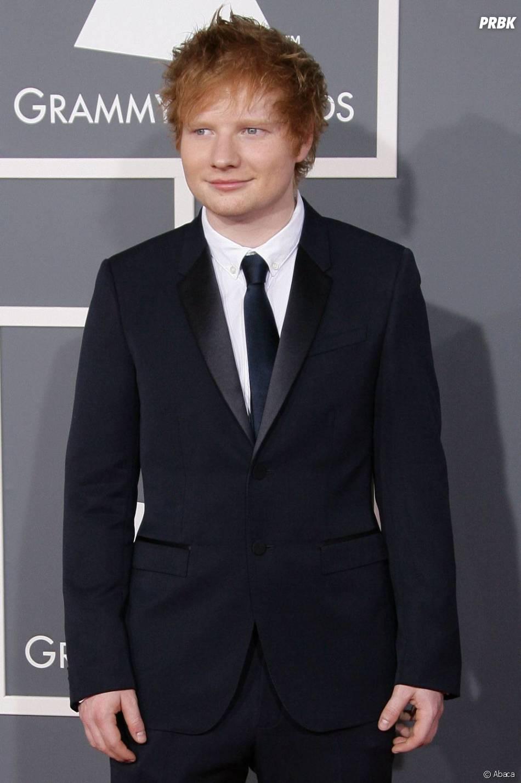 Bientôt un second album pour Ed Sheeran