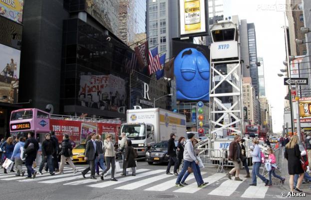 Les frères Tsarnaev envisageaient de commettre un autre attentat à Times Square à New-York