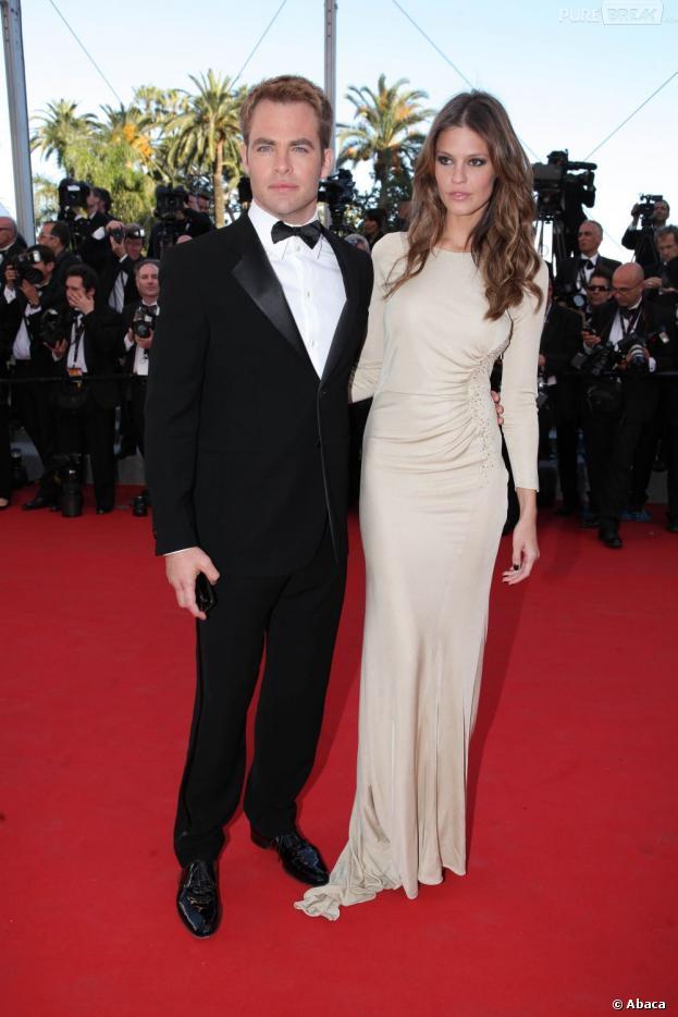 Chris Pine et Dominique Piek séparés