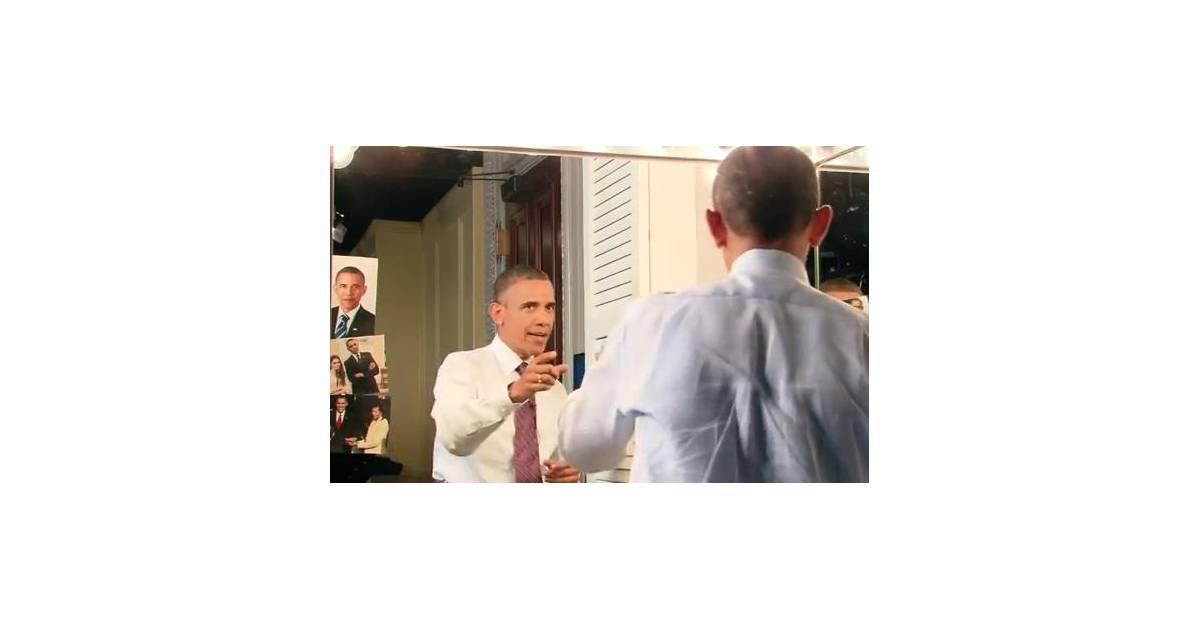 La maison blanche sur tumblr barack obama d barque en gif for Assaut sur la maison blanche