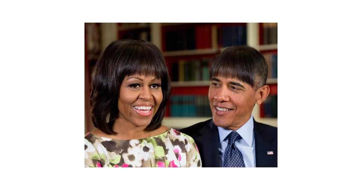 Le d tournement d j culte de barack obama avec la frange for Assaut sur la maison blanche