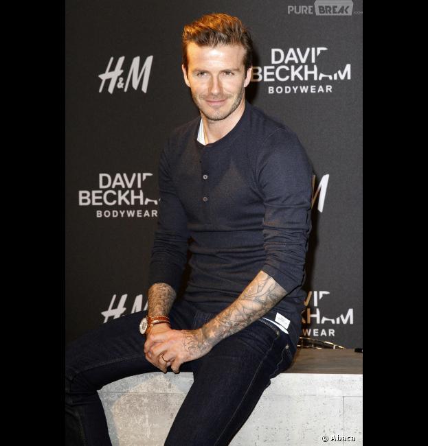 David Beckham serait un Belieber