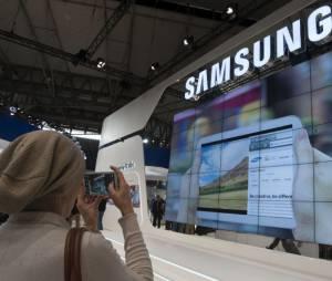 Samsung n'a pas dû apprécier la boulette de David Ferrer