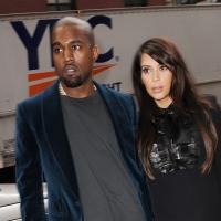 Kim Kardashian et Kanye West : un mariage après la naissance du bébé ?