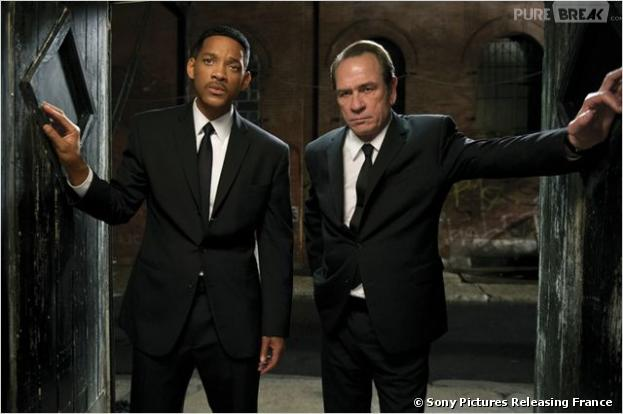 Will Smith et Tommy Lee Jones bientôt de retour dans Men In Black ?