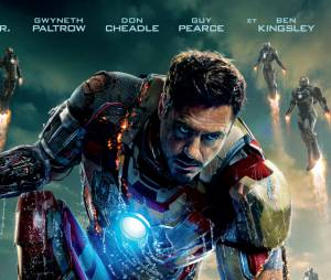 Iron Man 3 met le box-office US à ses pieds