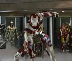 Les adversaires d'Iron Man ne peuvent rien faire