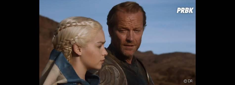 Daenerys de retour dans Game of Thrones