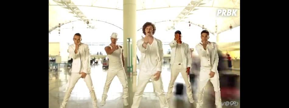 The Wanted en mode Backstreet Boys