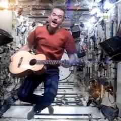 David Bowie : Space Oddity repris...dans l'espace !
