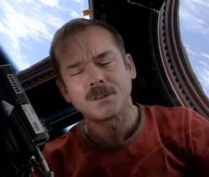 Space Oddity repris par un astronaute