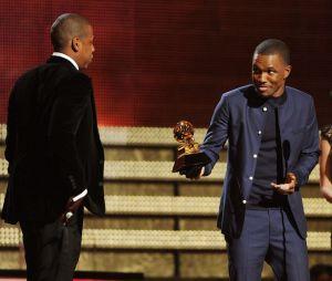 "Frank Ocean a collaboré avec Jay-Z pour ""Watch The Throne"""