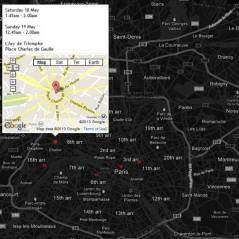 Kanye West : New Slaves, son nouveau titre projeté ce soir à Paris sur l'Arc de Triomphe