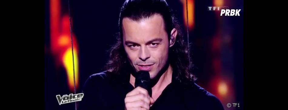 Nuno Resende a interprété Il suffira d'un signe de Jean-Jacques Goldman dans The Voice 2.