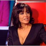 """Jenifer VS Karine Ferri (The Voice 2) : leur """"concours"""" de décolletés agite Twitter"""