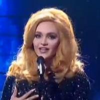 Un air de star : Valérie Bègue bluffante en Adele, Twitter conquis