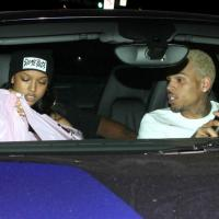 Chris Brown victime d'un accident de voiture avec... Karrueche Tran