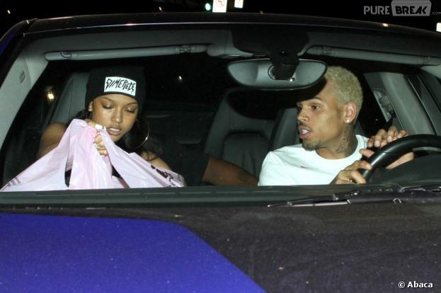 Chris Brown, de retour dans les bras de Karrueche Tran ?
