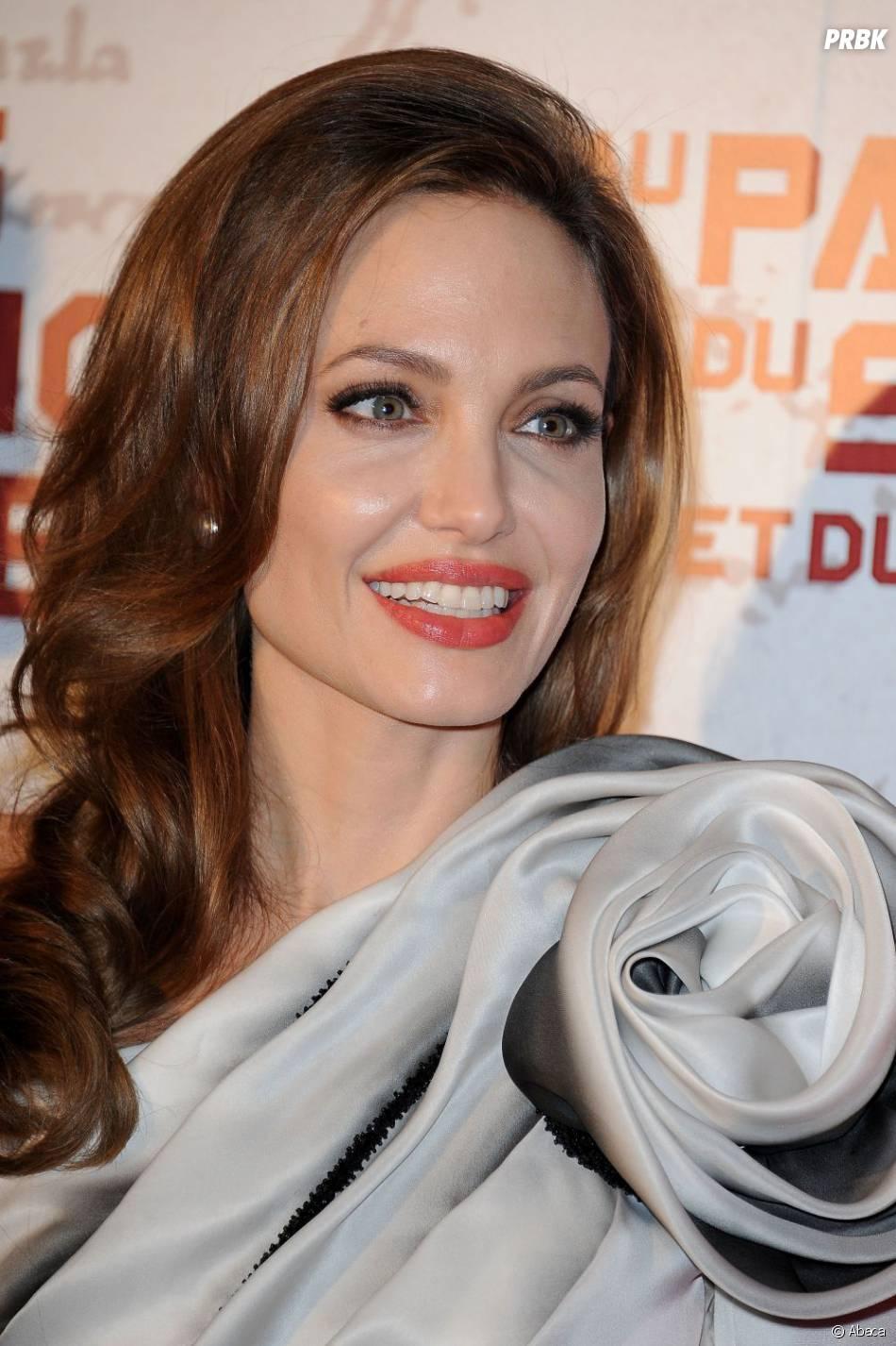 Angelina Jolie, 37e femme la plus puissante du monde en 2013 selon Forbes