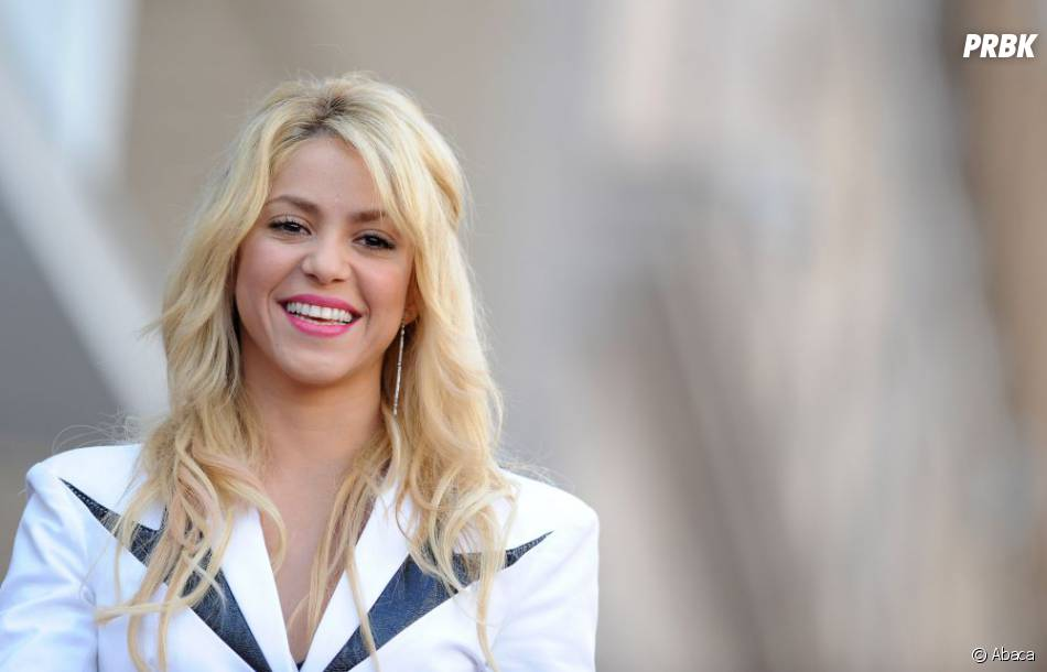Shakira, 52e femme la plus puissante du monde en 2013 selon Forbes