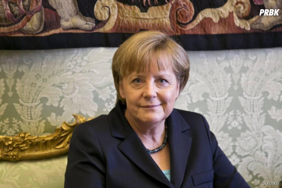 Angela Merkel est la femme la plus puissante de l'année 2013