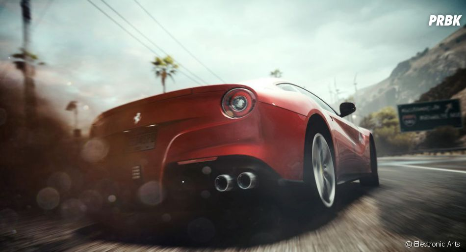 Need For Speed Rivals débarquera sur PS4