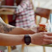 iWatch : la montre intelligente aperçue dans une pub d'Apple ?