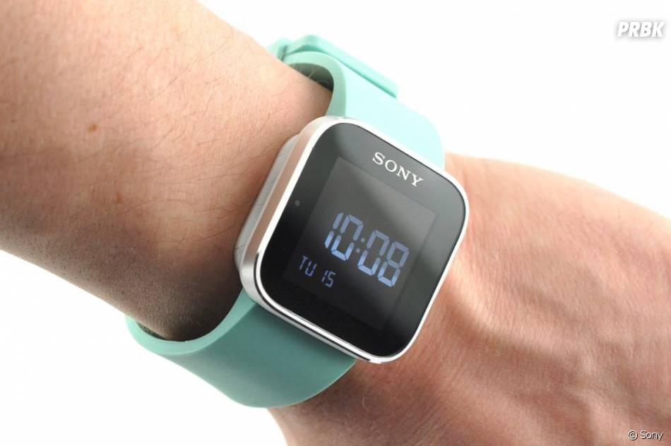 La montre intelligente de Sony bientôt concurrencée ?