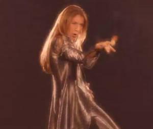 Celine Dion danse sur Get Lucky des Daft Punk