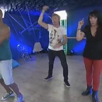 Un air de star : Jérôme Anthony galère avec le Gangnam Style