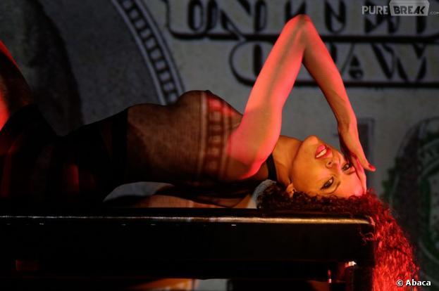 Noémi Lenoir sera sur la scène du Crazy Horse du 2 au 8 juin 2013 pour une série de représentations sexy et exclusives