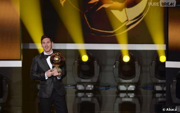 Lionel Messi pose pour Dolce & Gabbana
